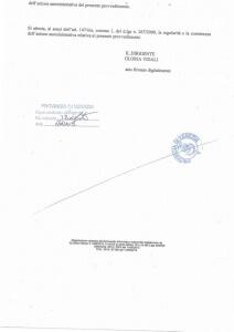 Autorizzazione .Provincia di Venezia licenza. attività. Tour Operator